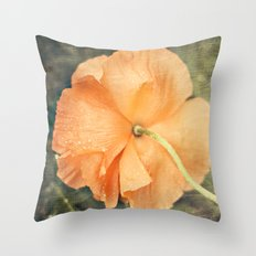 Orange you happy Throw Pillow