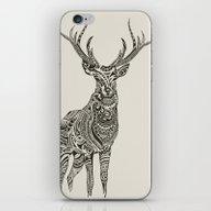 iPhone & iPod Skin featuring Polynesian Deer by Huebucket
