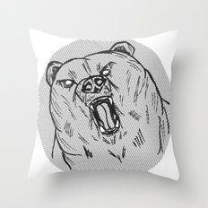 Burr Throw Pillow