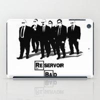 Reservoir Bad iPad Case