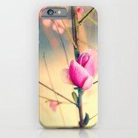 Textured Bloom iPhone 6 Slim Case