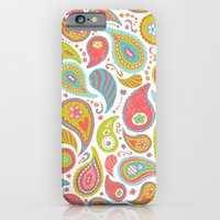 Power Paisley iPhone 6 Slim Case