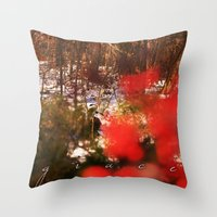 G R A C E Throw Pillow