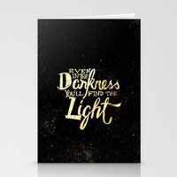 The Light Stationery Cards