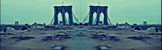 Brooklyn Bridge Perspective Art Print
