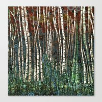 :: Wild in the Woods :: Canvas Print