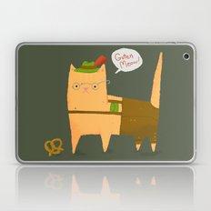 Oktoberfest Kitty Laptop & iPad Skin