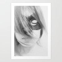 Her Story Art Print