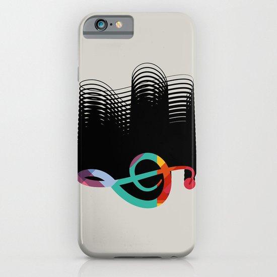 Treble Clef  iPhone & iPod Case