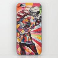 New York Graffiti iPhone & iPod Skin