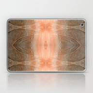 Pink-gray Pattern Laptop & iPad Skin