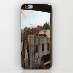 Rooftop Haven iPhone & iPod Skin