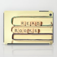 Read Books iPad Case