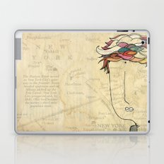 I don't need eyes to see where I am going.. Laptop & iPad Skin