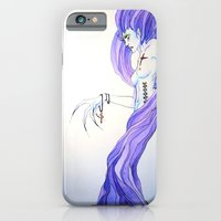 iPhone & iPod Case featuring The Reaper by Ryan Blanchar