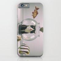 Curiosity killed the cat iPhone 6 Slim Case