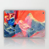 Abstract Mt. Everest Laptop & iPad Skin