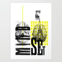 mindset Art Print