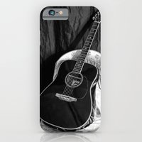 iPhone & iPod Case featuring Acoustic by Cathie Tranent