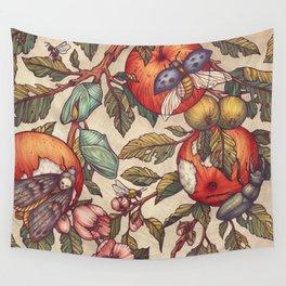 Wall Tapestry - Metamorphosis - Kate O'Hara Illustration