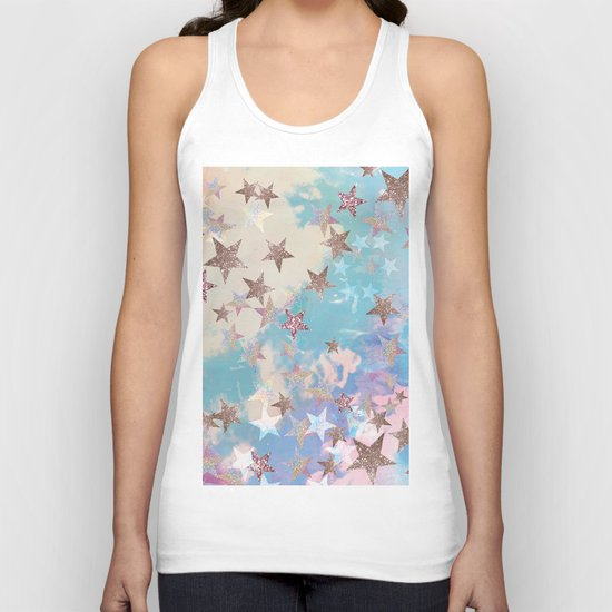 Starry Eyed Unisex Tank Top