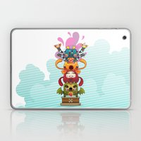 Monster´s Totem Laptop & iPad Skin