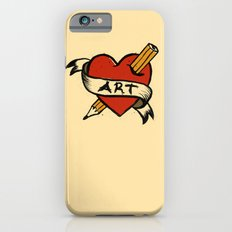In love with Art Slim Case iPhone 6s