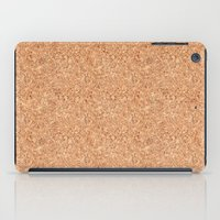 Real Cork iPad Case