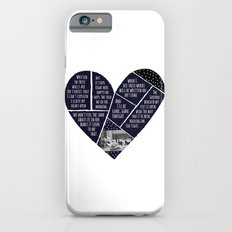 Story in Heart Slim Case iPhone 6s