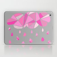 Fractured Pink Cloud Laptop & iPad Skin