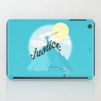 Justice !.. iPad Case