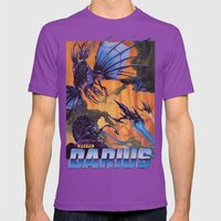 Darius Mens Fitted Tee Ultraviolet SMALL