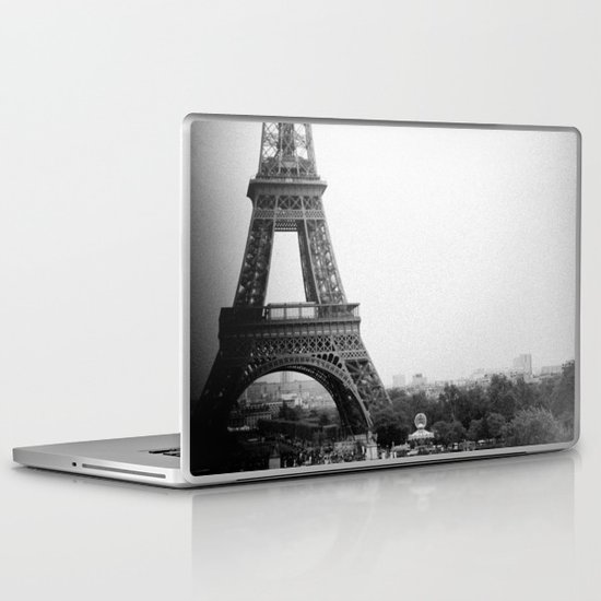 Paris'2 Laptop & iPad Skin