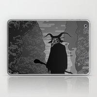 The Demon Laptop & iPad Skin