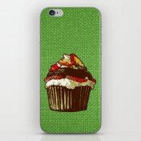 Strawberry Cake iPhone & iPod Skin
