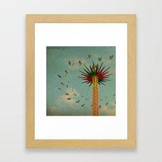Yeah!!! Framed Art Print