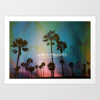 Warm Thoughts Art Print