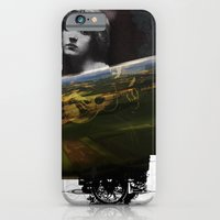 iPhone & iPod Case featuring person place thing 1 by martin mccreadie