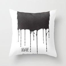 SALVAJEANIMAL Drops Throw Pillow