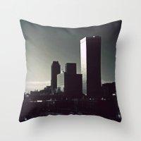 Tulsa Throw Pillow