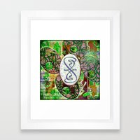 Cathy (#TheAccessoriesSe… Framed Art Print