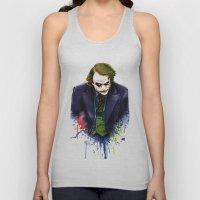 Joker Unisex Tank Top