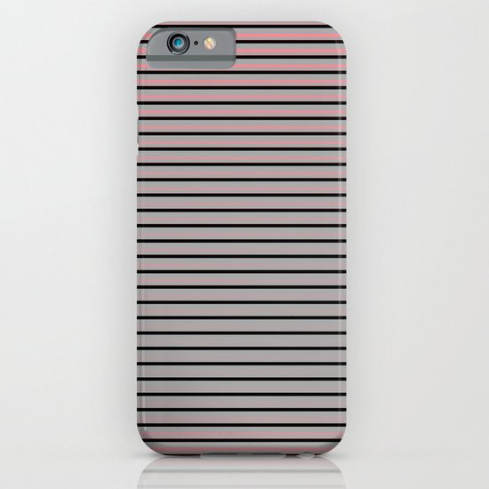 Minimal lines iPhone & iPod Case