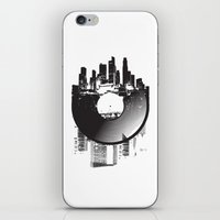 Urban Vinyl iPhone & iPod Skin