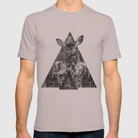 ▲BOSQUE▲ Mens Fitted Tee Cinder SMALL