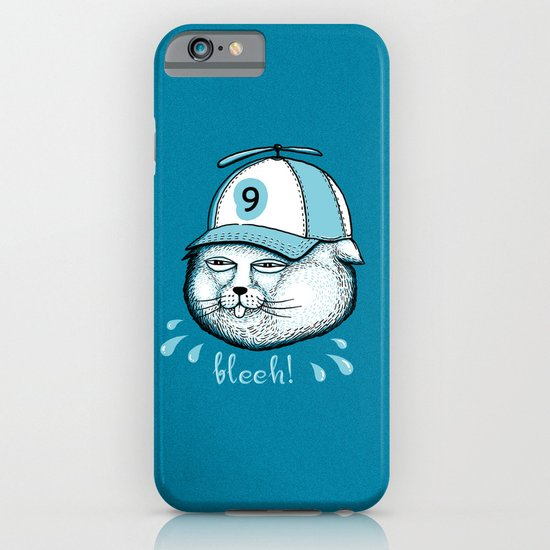 I have 9 lives, so Bleeh! iPhone & iPod Case