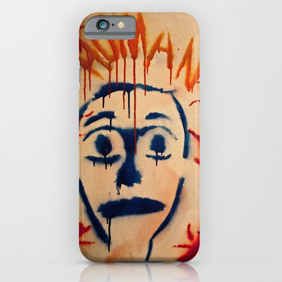 Humans and nature  iPhone & iPod Case
