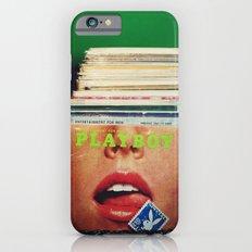 Vintage Playboy Slim Case iPhone 6s