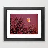 Good Night Moon Framed Art Print