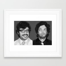 FotC Framed Art Print